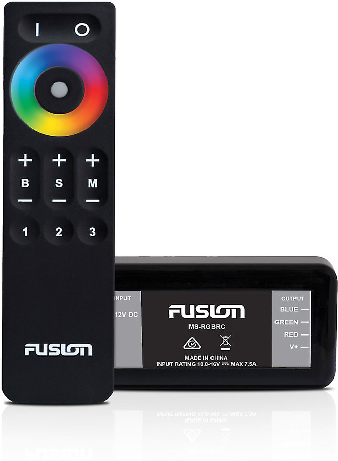 Fusion MS-RGBRC fjernkontroll for XS LED