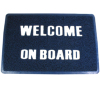 "Matte ""Welcome on board"""