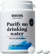 Purify my drinking water, 250 tab - BioCool
